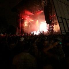 Photo taken at Festival Pier by Joel M. on 5/11/2013