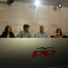 Photo taken at Partido Popular Ctat. Valenciana by Gonzalo M. on 10/3/2013