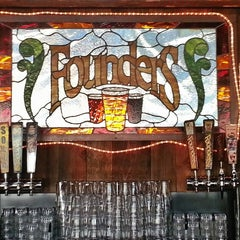 Photo taken at Founders Brewing Co. by Dïck on 5/16/2013