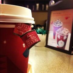 Photo taken at Starbucks by Josh F. on 11/16/2012