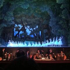 Photo taken at Wiener Staatsoper by Korhan G. on 4/5/2013