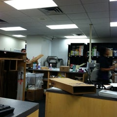 Photo taken at FedEx Office Ship Center by Tony B. on 10/4/2012