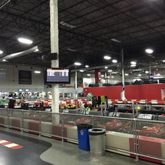 Photo taken at K1 Speed by Rayan A. on 7/20/2015