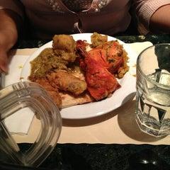 Photo taken at New Delhi Indian Restaurant by Floyd G. on 4/3/2013