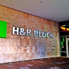Photo taken at H&R Block Corporate Headquarters by Matt W. on 11/26/2013