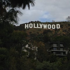 Photo taken at Hollywood Sign by LeAnne D. on 12/30/2012