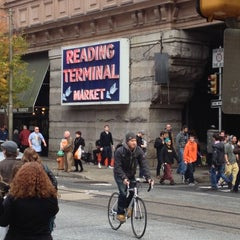 Photo taken at Reading Terminal Market by Joshua L. on 11/10/2012
