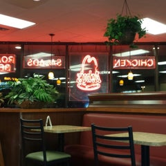 Photo taken at Arby's by Steve E. on 2/20/2014