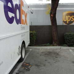 Photo taken at UPS Package Distribution Center by Gabriel G. on 1/8/2014