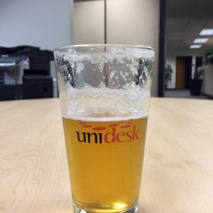 Photo taken at Unidesk by Eric L. on 2/18/2015