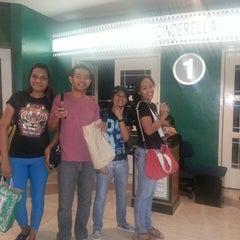 Photo taken at Greenbelt 1 Cinemas by Boyet R. on 3/28/2015