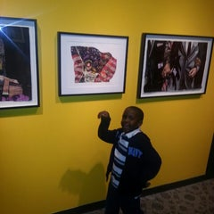 Photo taken at Reginald F. Lewis Museum of Maryland African American History and Culture by Vaughn P. on 2/23/2013