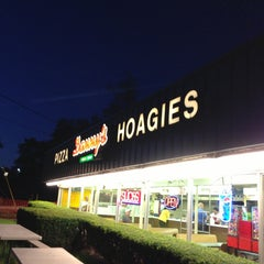 Photo taken at Danny's Pizza & Hoagies by Mark S. on 7/29/2013