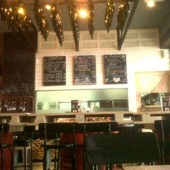 Photo taken at Meat Bar Grill & Rhythm by Tasya Y. on 12/23/2012