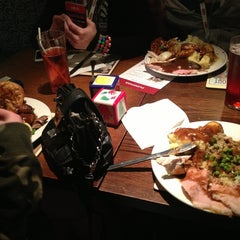 Photo taken at Toby Carvery by Lueez B. on 4/29/2013