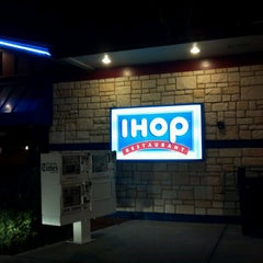 Photo taken at IHOP by Bobby B. on 10/20/2012
