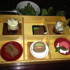 Photo taken at Buddakan by Ernest P. on 5/14/2013