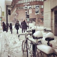 Photo taken at UQAM | Université du Québec à Montréal by UQAM on 3/19/2013