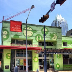 Photo taken at Austin Children's Museum by CBRE on 8/2/2013