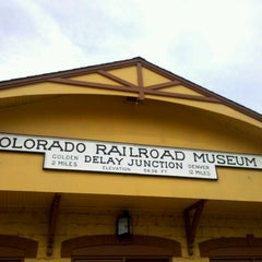 Photo taken at Colorado Railroad Museum by Mayor H. on 11/2/2012