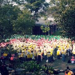 Photo taken at UNJANI kampus bandung by Cahya S. on 8/27/2014