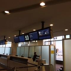 Photo taken at NRT - GATE 53 (Terminal 1) by Masaru O. on 1/12/2014