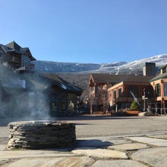 Photo taken at Stowe Mountain Resort by Jake B. on 11/10/2012