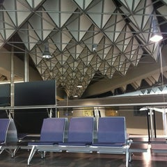 Photo taken at Terminal 1 by Hamad A. on 10/27/2012