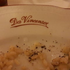 Photo taken at Da Vincenzo by Hakan Y. on 9/18/2014