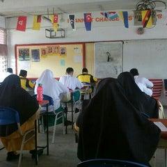 Photo taken at Sekolah Agama Menengah Rawang (SAMER) by Hjh Norhasimah H. on 10/23/2015