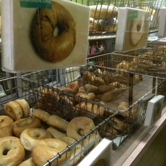 Photo taken at South Street Philly Bagels by Silvia S. on 4/9/2014