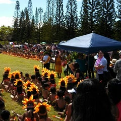 Photo taken at Mililani Mauka Elementary School by George R. on 5/3/2013