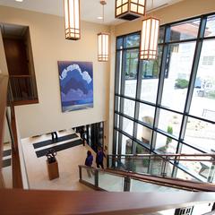Photo taken at Leadership Studies Building by Kansas State University on 5/13/2013