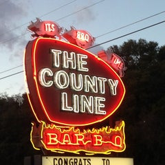 Photo taken at County Line on the Lake by Ronan D. on 3/2/2013