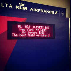 Photo taken at Gate 47 by Ilya G. on 4/16/2013