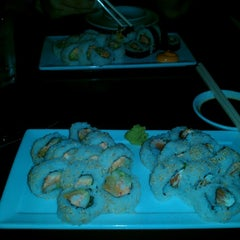 Photo taken at Fuji by Monica H. on 9/24/2012