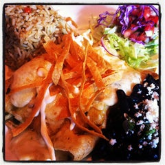 Photo taken at Yucatan Taco Stand by Randy M. on 6/22/2013