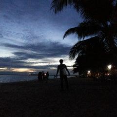 Photo taken at Kemala Beach & Resto by Agus W. on 12/6/2014