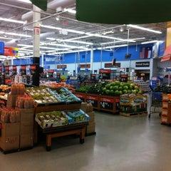 Photo taken at Walmart Supercenter by John T. on 10/7/2012