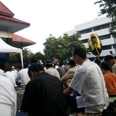 Photo taken at Kementerian Desa, Pembangunan Daerah Tertinggal dan Transmigrasi by Achmad F. on 7/27/2014