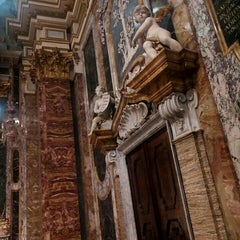 Photo taken at Cattedrale di San Giovanni Battista by Salvatore D. on 10/9/2015