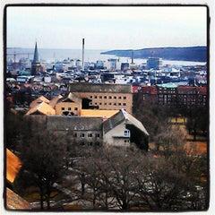 Photo taken at Aarhus Universitet by Thomas H. on 4/4/2013