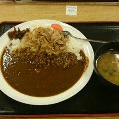 Photo taken at 松屋 枚方店 by Kazutaka on 12/18/2015