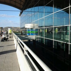 Photo taken at Aeropuerto de Alicante (ALC) by Man On The Lam on 3/20/2013
