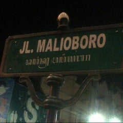 Photo taken at Malioboro by Christian A. on 9/30/2012