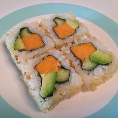 Photo taken at Marumi Sushi by Jan F. on 12/13/2012