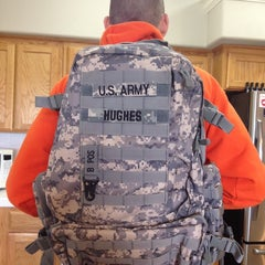 Photo taken at United States Army Infantry HQ by 💏Scott H. on 3/10/2013