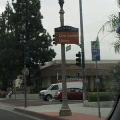 Photo taken at City of Fontana Civic Center by Brigette on 9/8/2014
