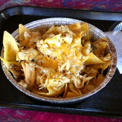 Photo taken at Cafe Rio Mexican Grill by Allen P. on 9/15/2012