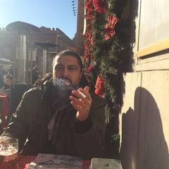 Photo taken at Ristorante Pizzeria Bibo Bar by Barış D. on 1/1/2015